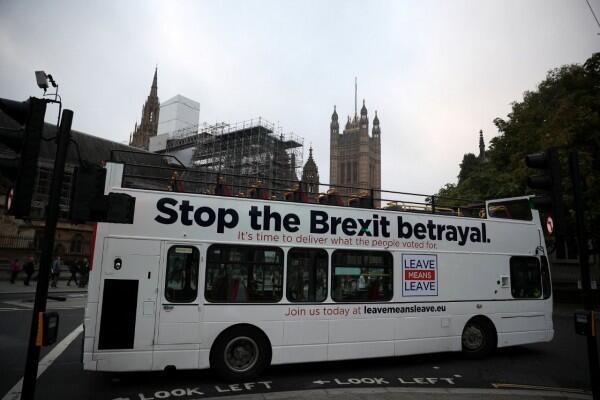 Masalah Gibraltar Selesai, Uni Eropa Siap Lanjutkan Negosiasi Brexit