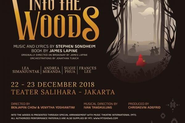"3 Fakta Drama Musikal ""Into The Woods"" yang Akan Hadir di Jakarta"
