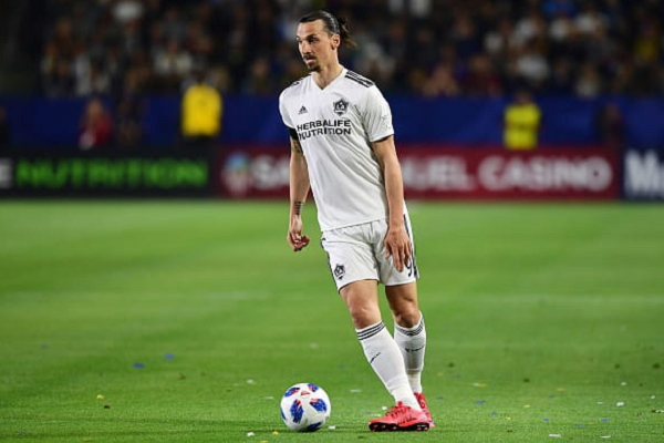 AC Milan Dikabarkan Tertarik Datangkan Ibra, Begini Respon LA Galaxy