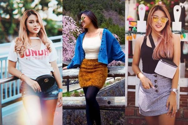 8 Inspirasi Gaya OOTD Liburan ala Aurel Hermansyah, Kecenya Maksimal!