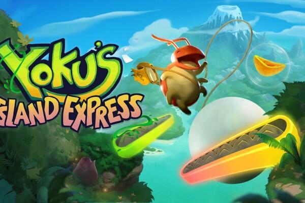 Yoku's Island Express, Game Petualangan di Pulau Tropis yang Beda