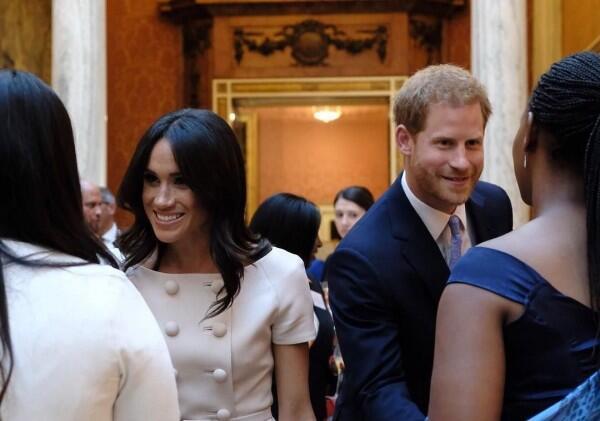 Pangeran Harry-Meghan Markle Segera Keluar dari Istana