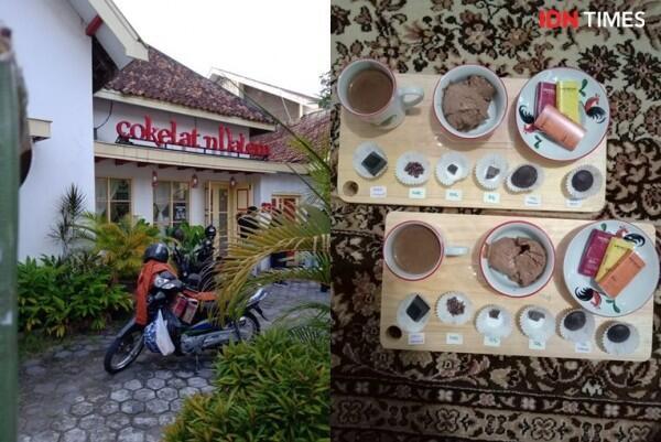 Intip Tempat-tempat Liburan Unik di Yogyakarta Bareng Jenius
