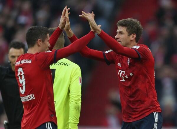 Bayern Munich Dikejutkan Tim Promosi di Kandang