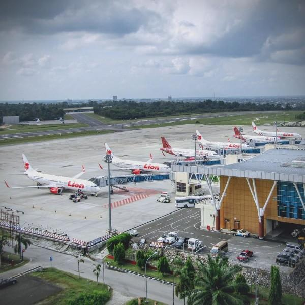 Cuaca Buruk di Jayapura, Lion AirJT 0794 Alihkan Pendaratan di Biak