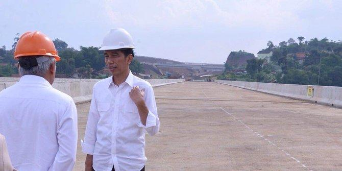 Bravo, Lompatan Besar Infrastruktur Jokowi Diakui Dunia