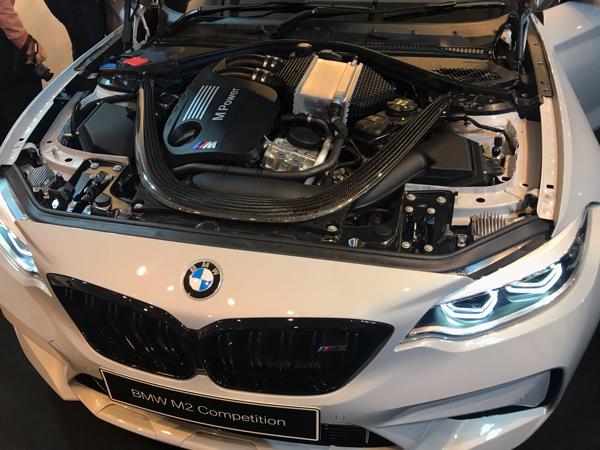 Nih Gan BMW M2 Paling Ganas, Udah Masuk Indonesia