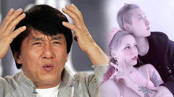 Kisah Putri Jackie Chan hingga Nikahi Kekasih Lesbinya