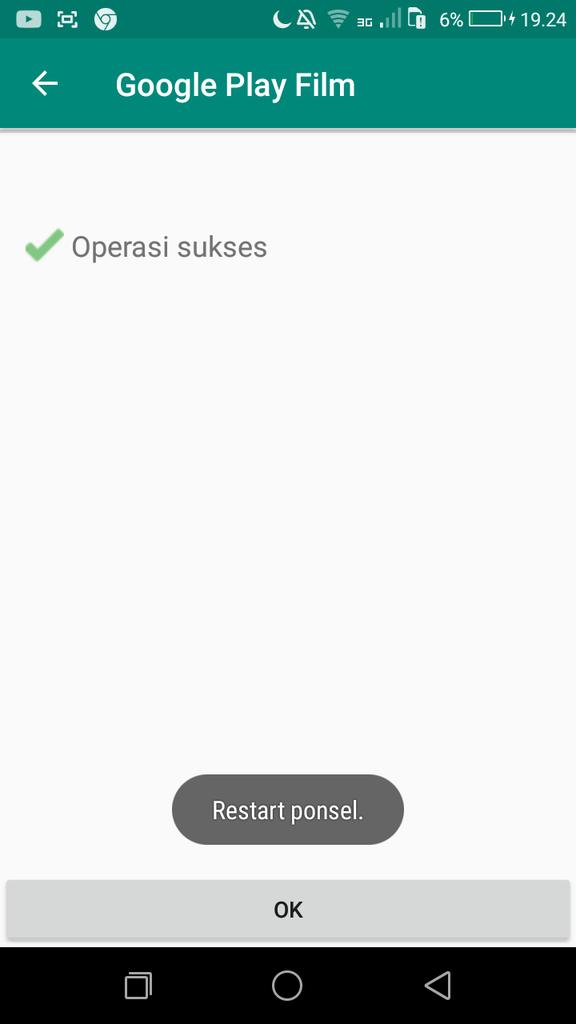 Cara Menghapus Aplikasi Bawaan Pabrik Android #ROOT Requitment