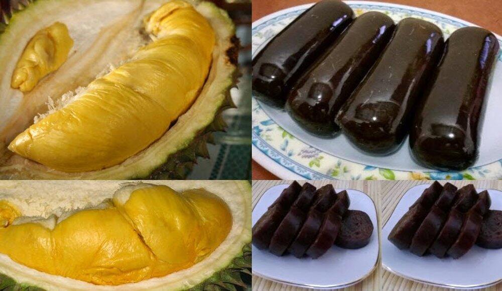 Cara Membuat Lempok Durian / Dodol Durian Lembut Enak Nikmat