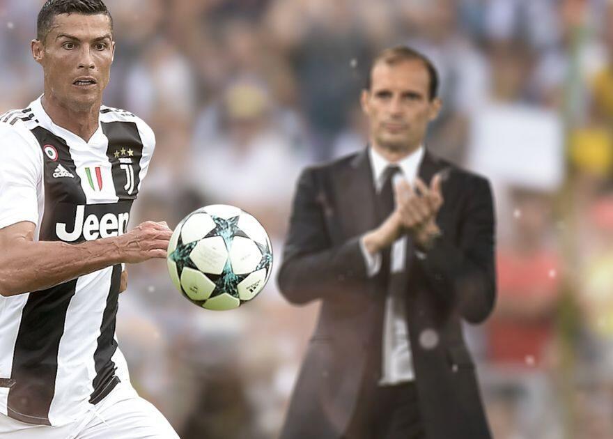 Allegri Puji Visi Permainan Ronaldo