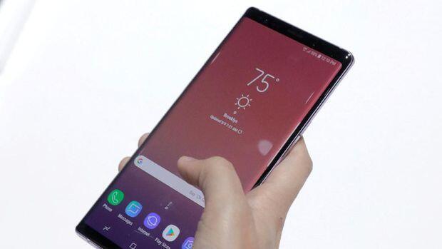Jajal Samsung Galaxy Note 9, Ponsel Premium Penyuka Game!