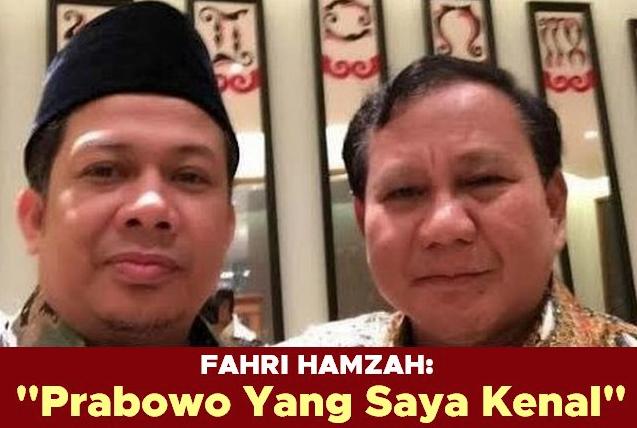 Fahri Hamzah: Banyak Orang Pura-pura Dukung Jokowi, Padahal Dukung Prabowo