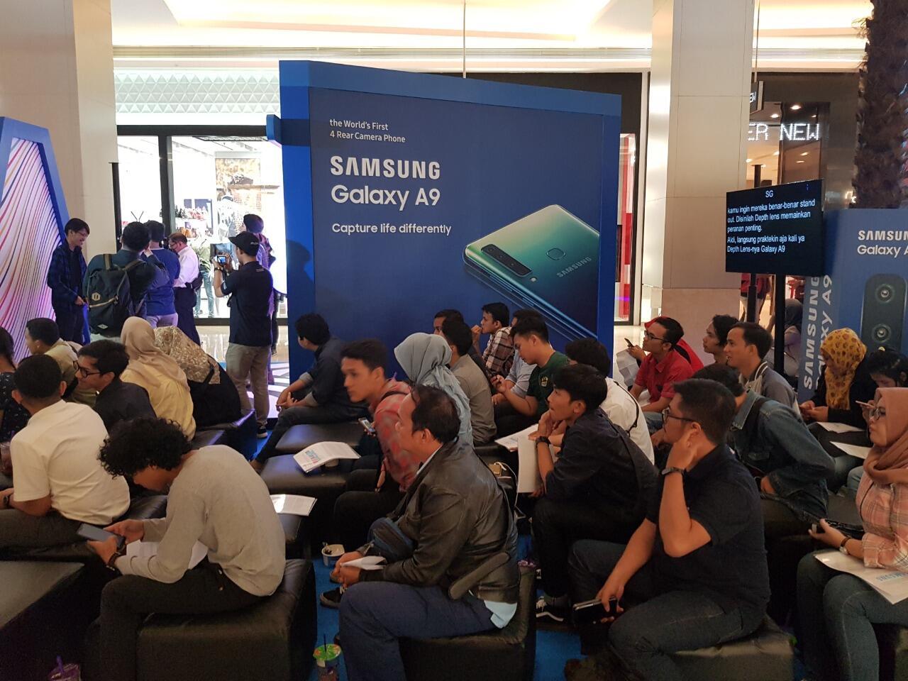 Keseruan Samsung Member Indonesia