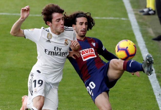 Marc Cucurella, Defender Pembunuh Real Madrid Ber-DNA Barca