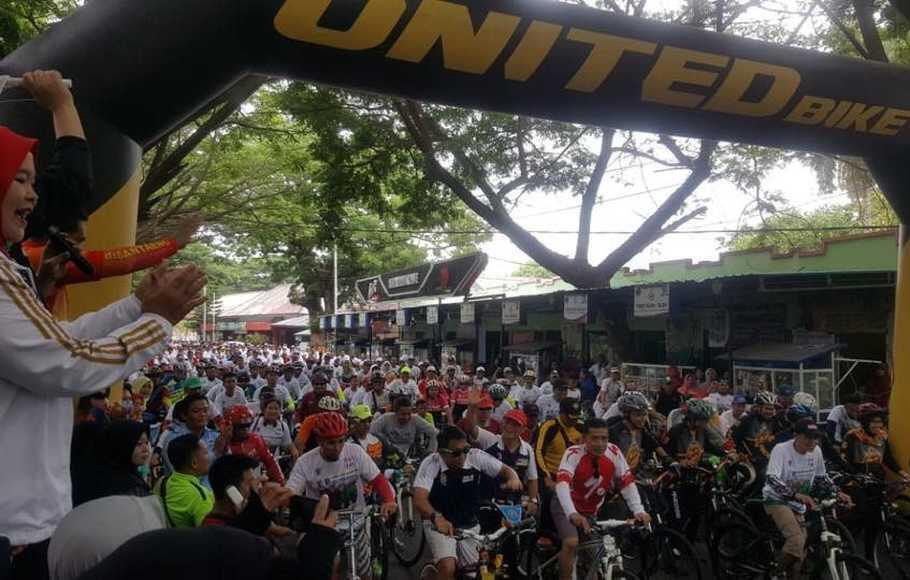 Manfaatkan Sepeda Nusantara 2018, Bantaeng Ingin Jadi Kota Layak Sepeda