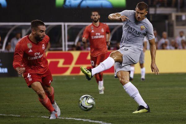 Preview AS Roma Vs Real Madrid, Laga Perebutan Tahta Klasemen