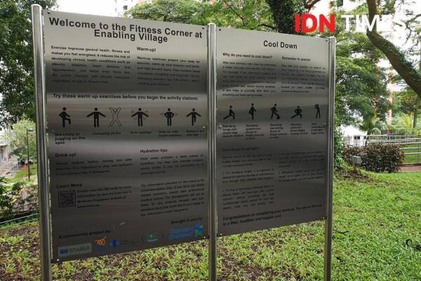 7 Fasilitas di Enabling Village Singapura yang Bisa Dicontoh Indonesia