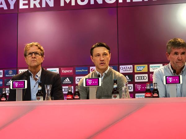 Raih Hasil Imbang, Pelatih Bayern Munich Marah Besar