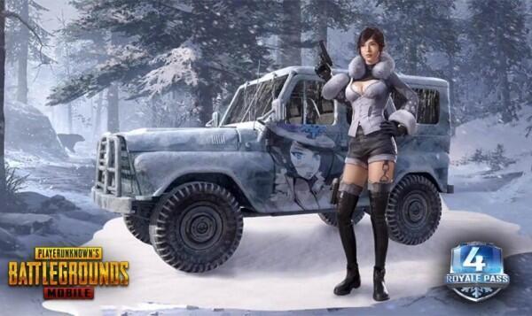 Update PUBG Mobile Season 4, Ada Senjata Baru!