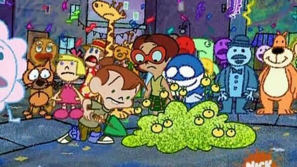 Fakta Unik Serial Animasi ChalkZone yang Membekas di Tahun 2000-an