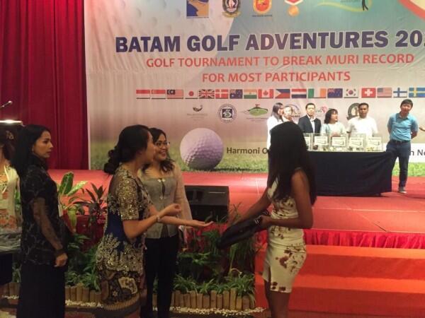 Wah! Batam Golf Adventures 2018 Pecahkan Rekor Muri