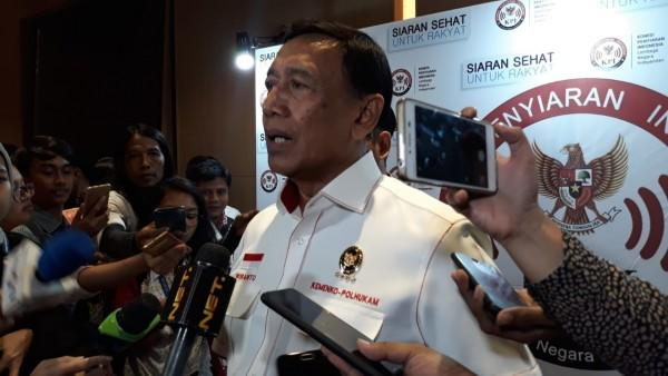Teknologi Semakin Canggih, Wiranto Minta UU Penyiaran Direvisi