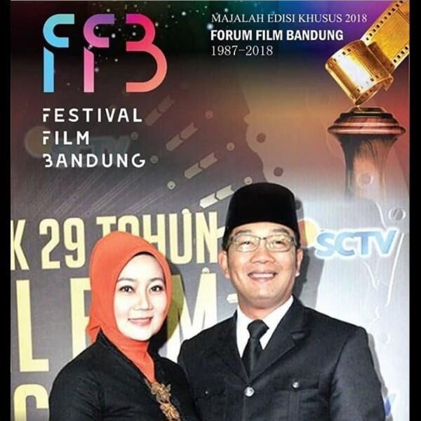 Marshanda Hingga Morgan, 15 Potret Keseruan Festival Film Bandung 2018