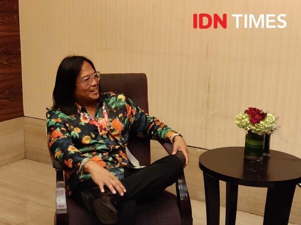 Rob Sebastian: Indonesia Punya Banyak Bakat Setara Hollywood