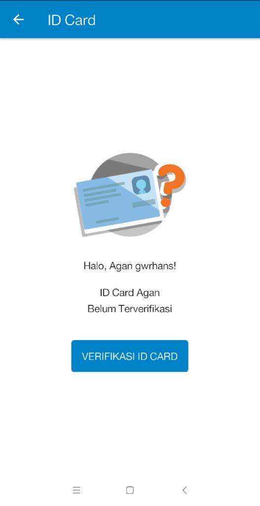 Pertanyaan Tentang ID Card