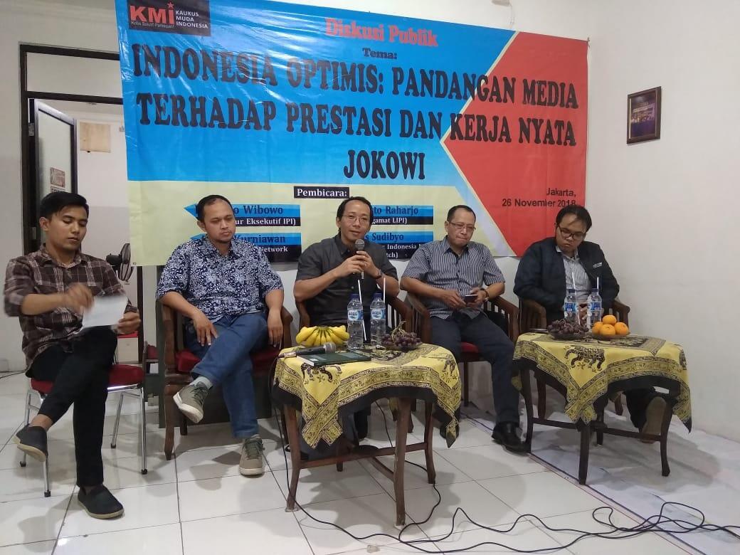 Langkah Jokowi Mempublikasikan Hasil Kerjanya ke Media Sudah Tepat