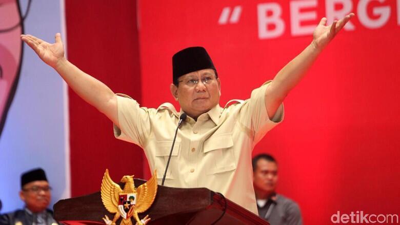 Viral 'KTP Prabowo', Timses Prabowo: Tidak Resmi dari Kami