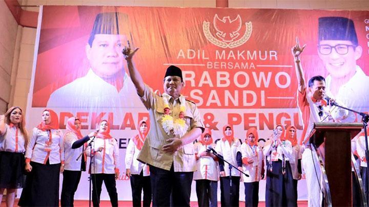 Prabowo Bertemu PM Singapura Lee Hsien Loong
