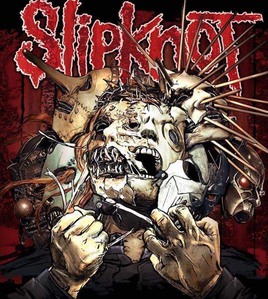 Gokil! Slipknot Kasih Kejutan Lagu Baru
