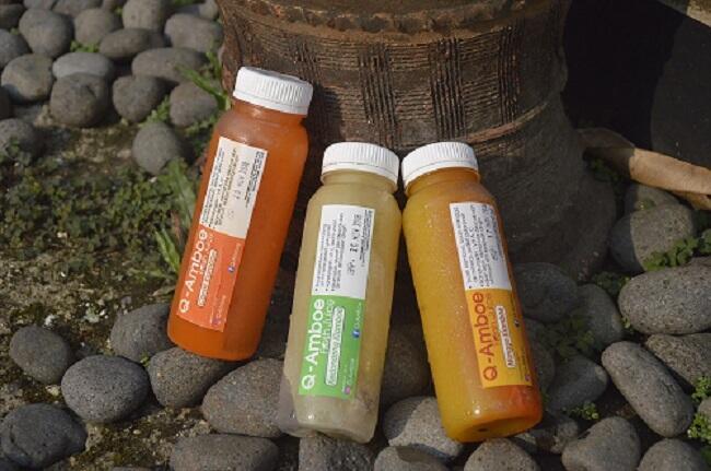 Q-Amboe Fresh Juice