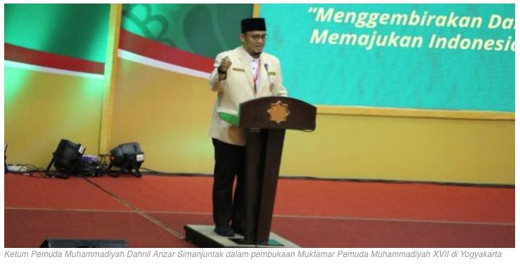 Enam Kandidat Bersaing Jadi Ketua Umum Pemuda Muhammadiyah