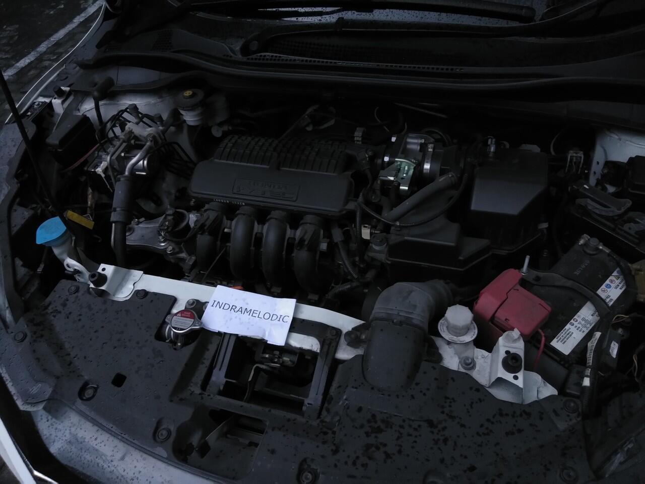 Honda HRV, Biarpun Mobil Kelas Menengah Tapi Terkesan Mewah