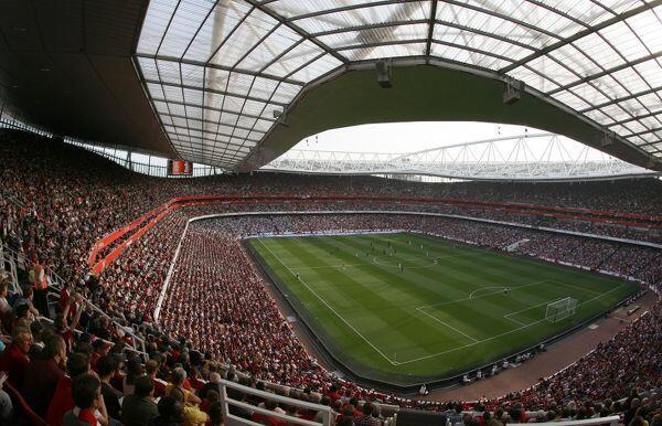 6 Stadion Terbesar di Inggris