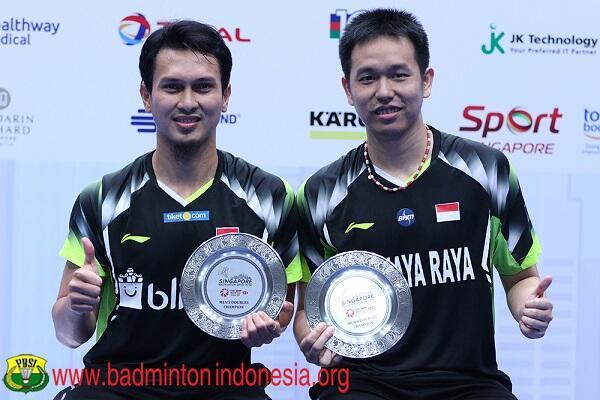 Enam Wakil Indonesia di BWF World Tour Finals