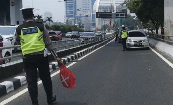 Satu Bulan Penerapan E-Tilang, Polisi Jaring 3.624 Kendaraan
