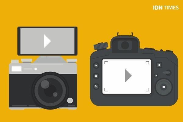 Kamera DSLR vs Mirrorless: Mana yang Paling Cocok untuk Keperluanmu?