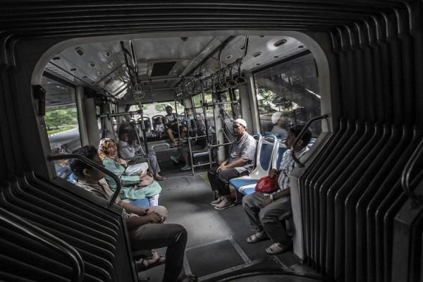 BPTJ Luncurkan 13 Bus Jabodetabek Residence Connexion