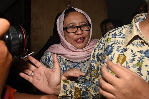 Nanik S Deyang Kembali Diperiksa Soal Alur Foto Hoaks Ratna Sarumpaet
