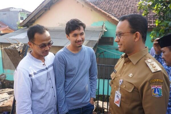 FOTO: Begini Kondisi Terbaru Longsor di Jakarta Timur