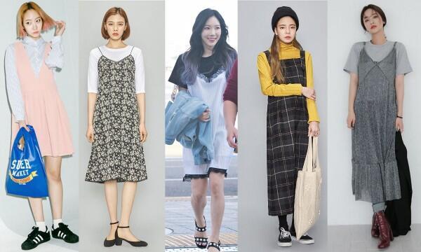 12 Gaya Populer yang Jadi Ciri Khas Cewek Korea Selatan