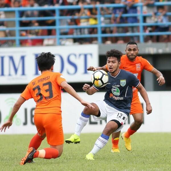 Menang Dramatis Atas Persela, Pelatih Borneo FC Anggap Sudah Biasa
