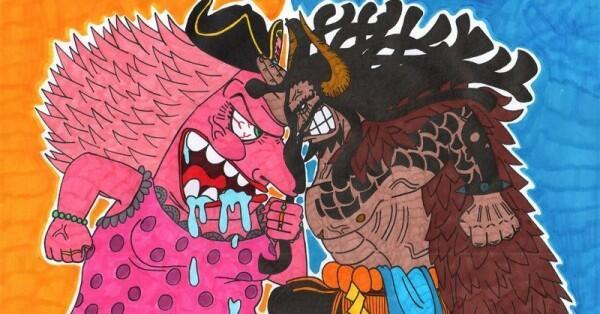 One Piece: 5 Kemungkinan Skenario untuk Mengalahkan Yonkou Kaido!