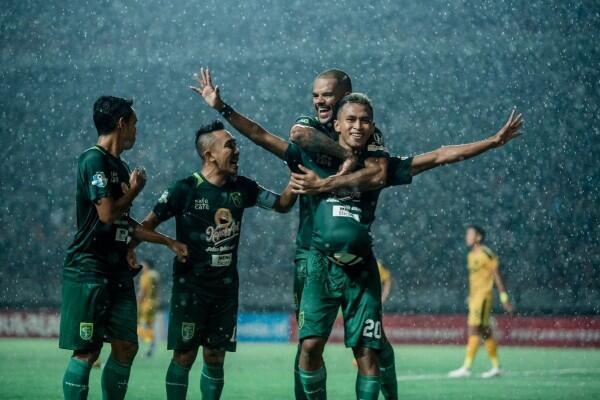 Gol Tunggal Osvaldo Haay Bantu Persebaya Bungkam Bhayangkara FC