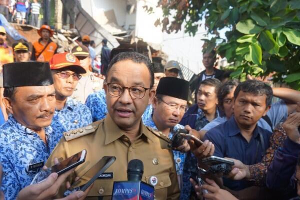 Kronologi Longsor di Jakarta Timur yang Merusak Rumah Warga