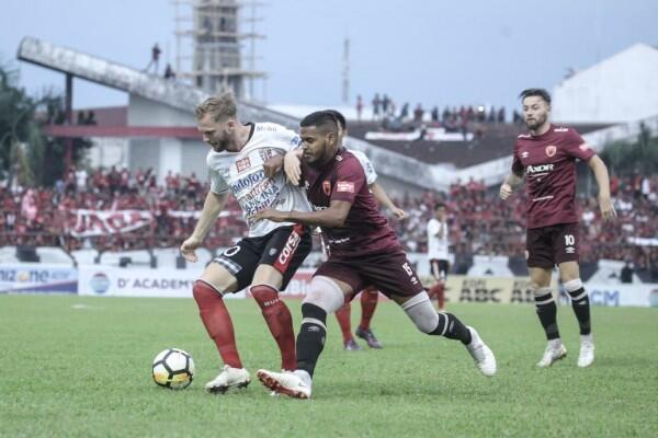 Libas Bali United, Pelatih PSM: Saya Bangga dengan Para Pemain